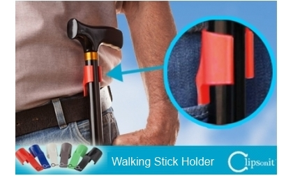 walking stick holder